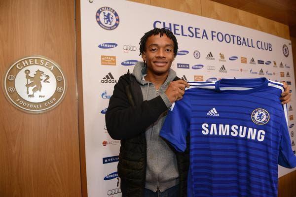 Officiel : Cuadrado signe quatre ans et demi à Chelsea
