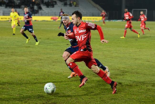 Officiel : Philippoteaux signe à Lorient