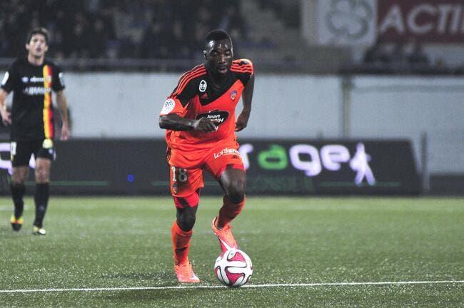 Officiel : Sunu quitte Lorient pour Evian