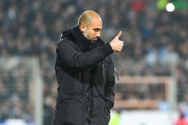 Insulté par Raiola, Guardiola dit merci