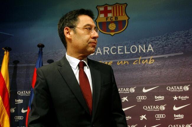 Le patron du Barça mis en examen dans l'affaire Neymar