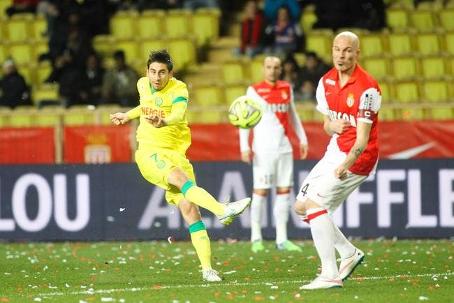 Officiel : Nantes prolonge Bedoya