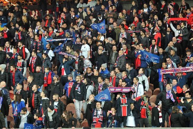 800 supporters du PSG pour OL-Paris ?