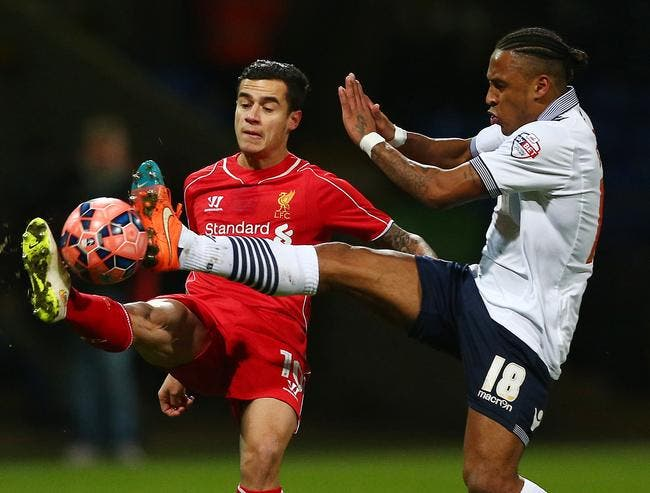 Bolton - Liverpool : 1-2