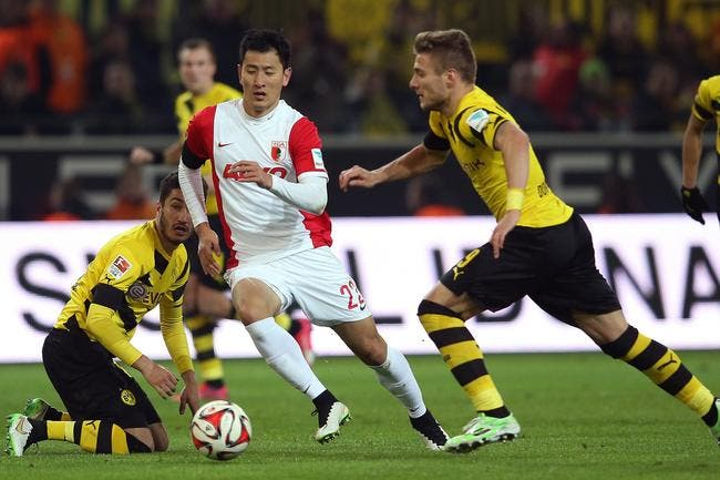Dortmund - Augsburg : 0-1