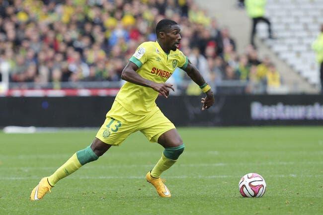 Gakpé reste à Nantes pour annoncer son départ en Serie A