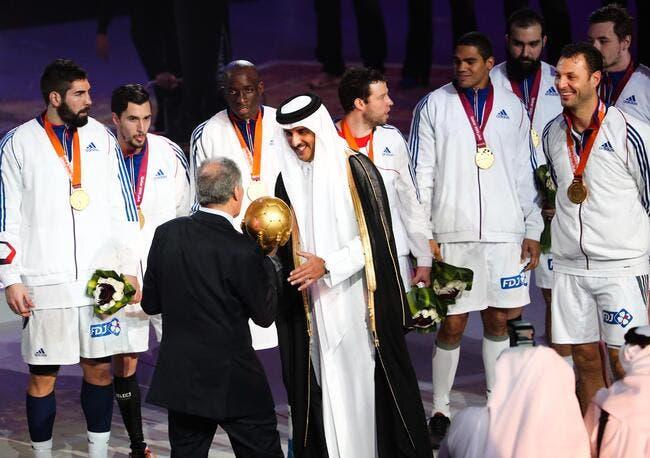 Le Qatar ne fera pas dans le foot le coup du handball