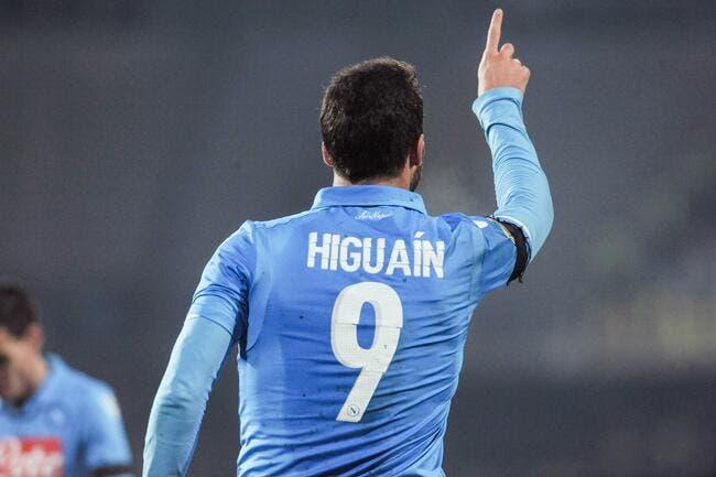 Naples - Inter : 1-0