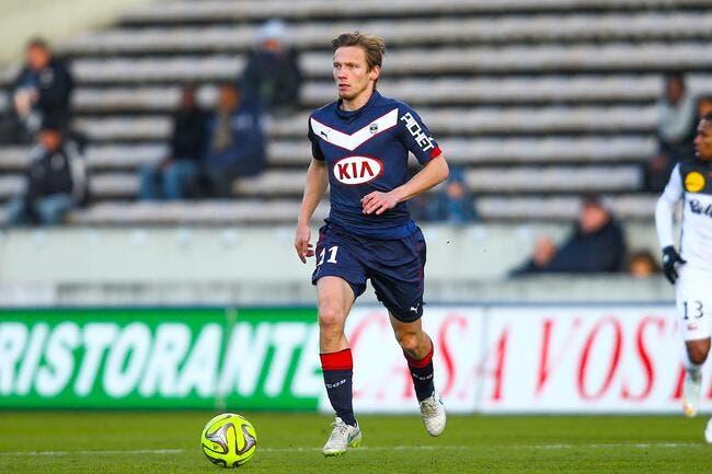 Pour Chantôme, Bordeaux a battu l'OL, l'OM et l'ASSE