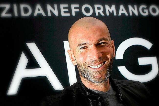 Zidane désigné pour recruter Pogba au Real Madrid