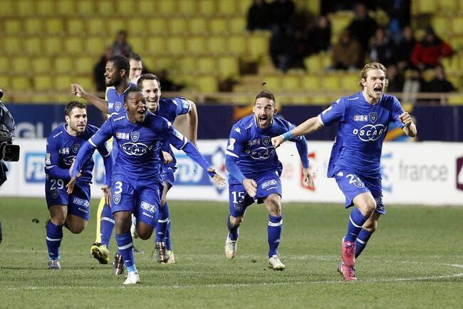 Bastia pense à taper encore le PSG en finale