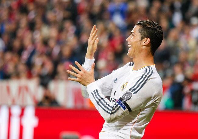 Combien de temps met Cristiano Ronaldo pour toucher votre salaire ?