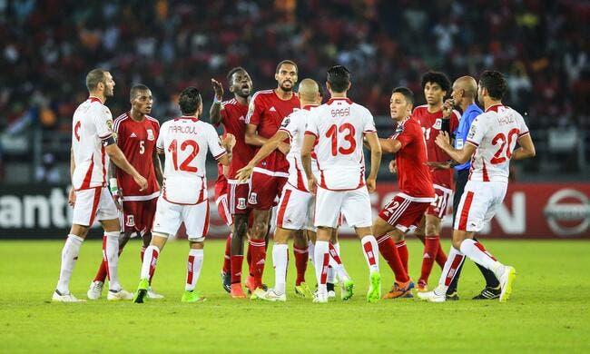 La CAF sanctionne, la Tunisie et le Maroc prennent cher !