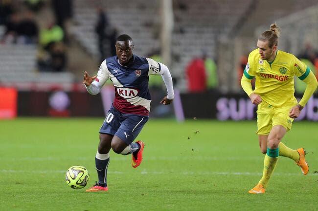 La « nouvelle recrue » de Bordeaux veut récupérer sa place