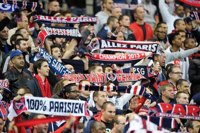 Les supporters du PSG arrivent, Lyon n'est pas en alerte rouge