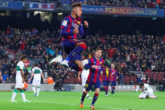 Le PSG aura Neymar s'il le veut
