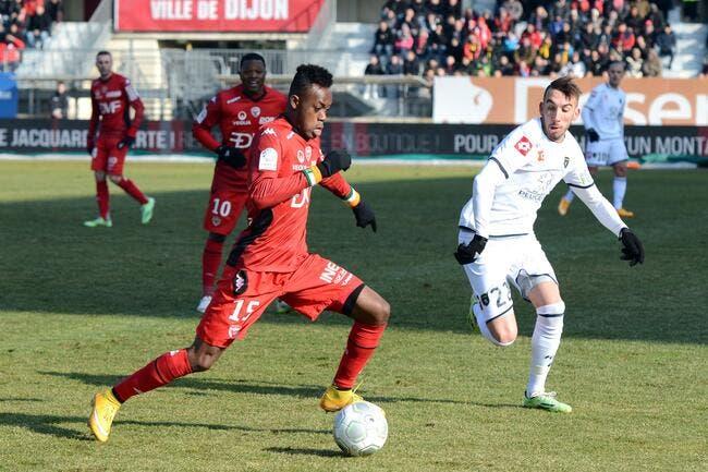 Dijon - Sochaux : 1-0