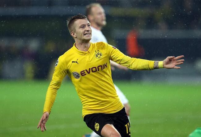 Fribourg - Dortmund : 0-3