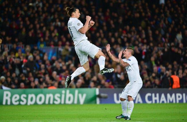 L'appel au calme de Luis Fernandez sur Ibrahimovic !