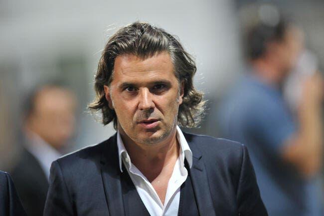 Labrune a craint dégun pour le bug Ocampos à l'OM