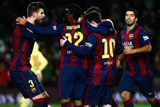 Ath. Bilbao – Barcelone 2-5