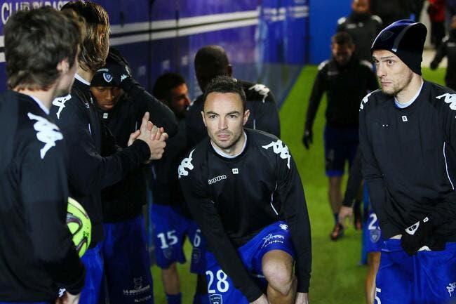 Plus de peur que de mal pour Danic à Bastia