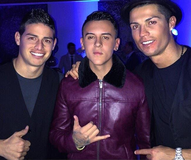 Cristiano Ronaldo oublie la déroute en boîte de nuit