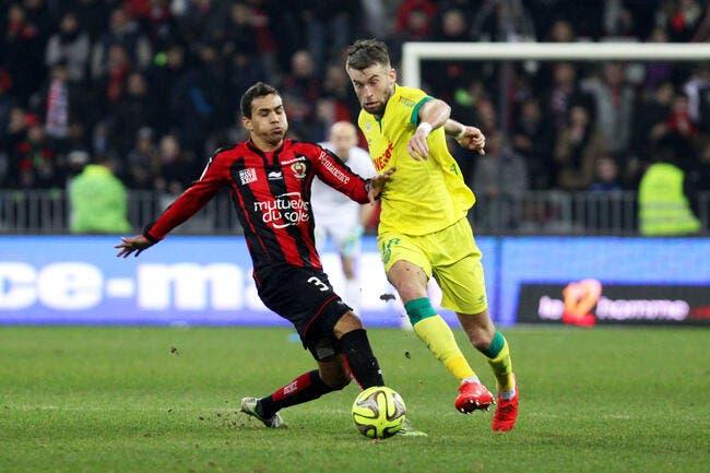 Zéro occasion mais un point pour Nantes