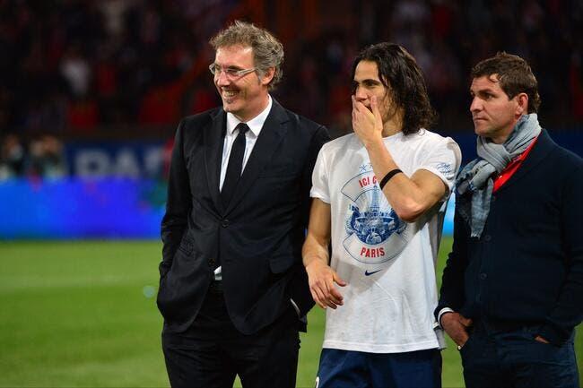Cavani aura encore et toujours sa chance au PSG