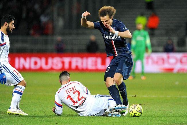 David Luiz, 50ME pour «pas grand-chose» au PSG ?