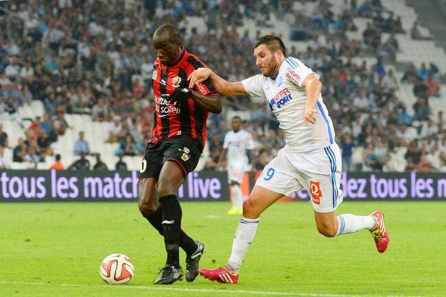Le vrai Diawara joue enfin à Nice