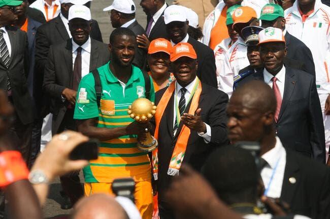 Les Ivoiriens reçoivent leur prime de la CAN en espèces