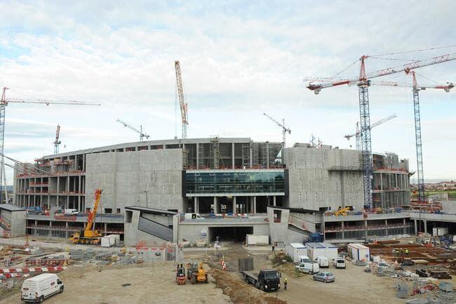 L'OL dévoile presque le nom du stade, ce sera l'Arena...