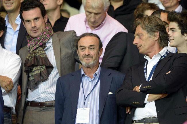 Bordeaux ne court pas après les millions assure Triaud