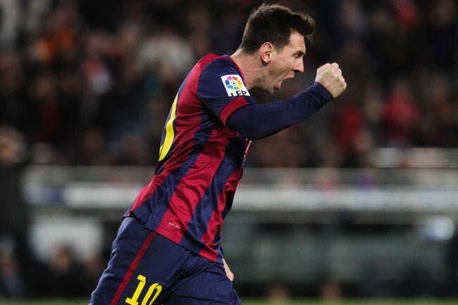 FC Barcelone - Villarreal : 3-1