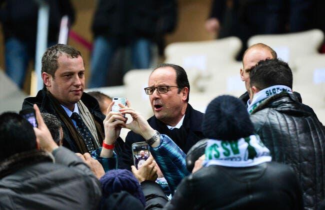 Hollande veut plus de concurrents au PSG à Paris