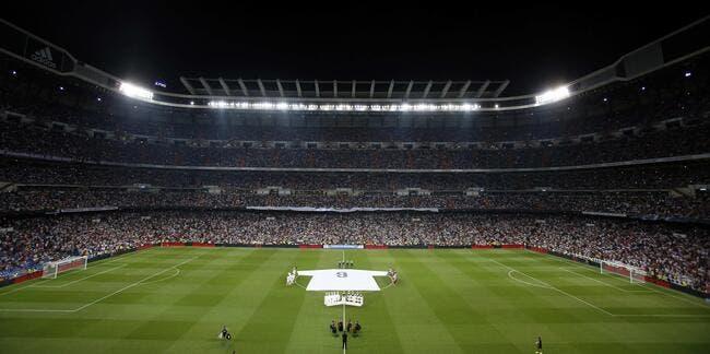 Le Real Madrid contraint d'annuler son Bernabeu à 400ME