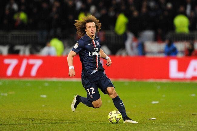 David Luiz : « Oui, Chelsea est plus fort »