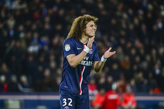 Le débat sur son poste, David Luiz a la réponse parfaite