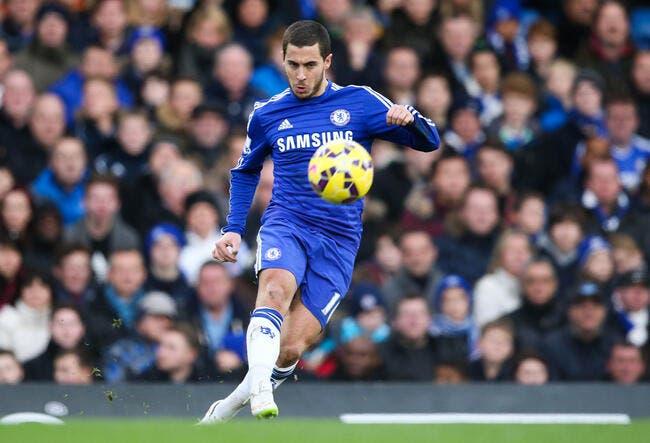 Officiel : Hazard prolonge jusqu'en 2020 avec Chelsea