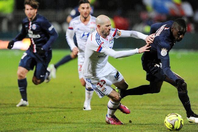 Jallet vers un forfait pour Lorient-OL