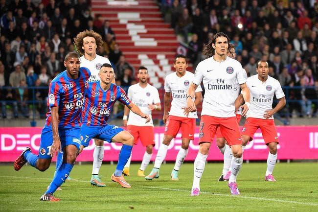 Le PSG jouera Caen en pensant à Chelsea avoue Blanc