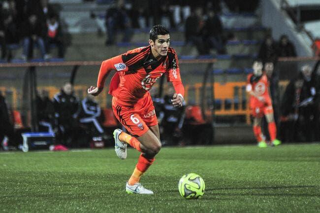 Lorient se frotte les mains avant d'affronter l'OL