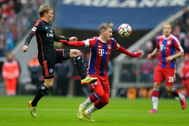 Bayern Munich - Hambourg : 8-0
