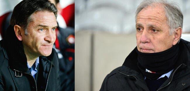 Girard et Montanier diront bientôt adieu à Lille et Rennes