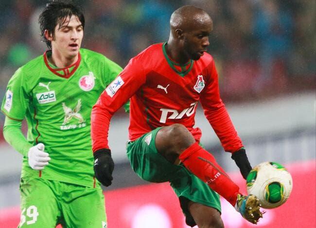 Lassana Diarra interdit de jouer au foot par la FIFA et la Russie