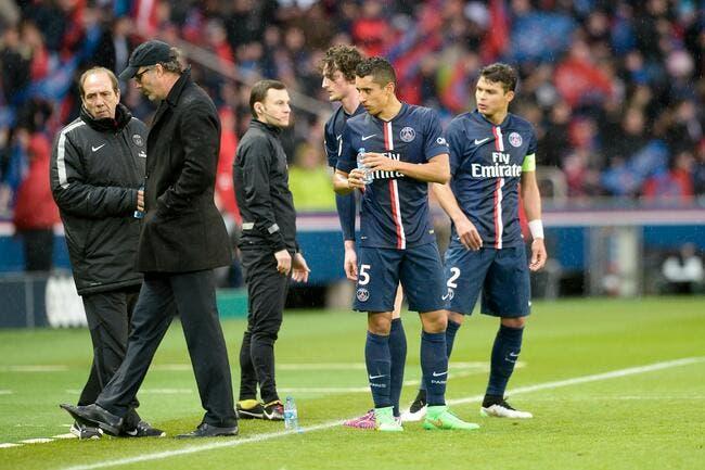 Laurent Blanc se pince pour croire à cet incroyable PSG-Caen