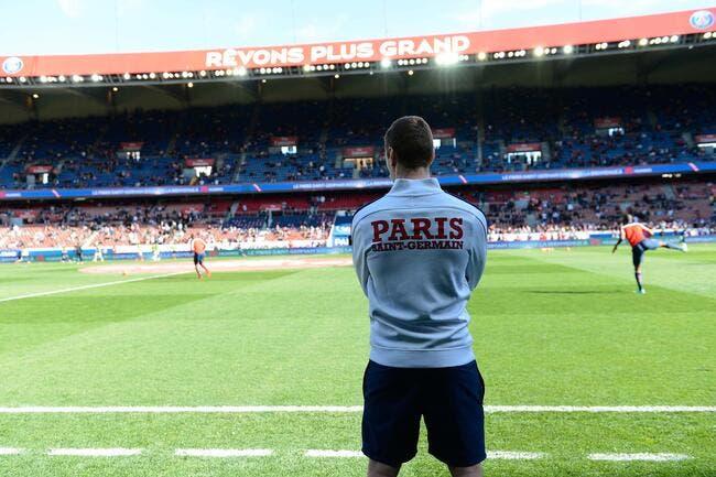 Le Parc se vide, le PSG hésite à virer les abonnés absents
