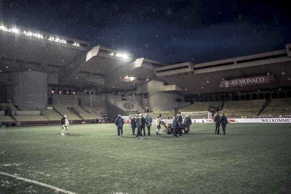 Monaco-Montpellier reporté