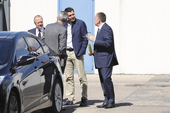 Aulas révèle le deal entre l'OL et Fournier pour son contrat